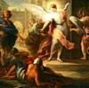 旧約聖書 頽廃したソドムとゴモラ 神に滅ぼされる