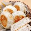 十六穀米とクルミの平焼きパン