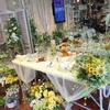 《アーティス1階》 向坂留美子氏による夏のテーブルコーディネート♪