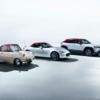 マツダが「オートモビルカウンシル2020」に出展、MX-30の100周年特別記念車やヘリテージカーを展示。