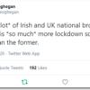 the former ~, the latter ... の構造とその応用(アイルランドのラジオと英国のラジオ)