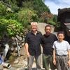 熊本・小国町黒渕の辛島さん訪問
