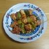 我が家の食卓ものがたり ゆうゆう大好きの焼き鳥 焼きました より。