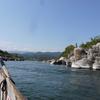 天竜川の川下り