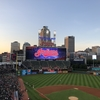 Indians 7 - Tigers 0 (2019/9/19)
