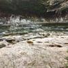 奇景・出井甌穴 天然のオブジェ