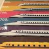 東海道新幹線開業50周年 記念クリアファイル