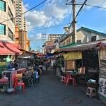 「清涼里(チョンニャンニ)駅」~ソウルの下町、京東市場(キョンドンシジャン)とその周辺