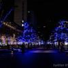 横浜駅東口からみなとみらいランドマークタワーまでのイルミネーションを手持ち撮影 #イルミネーション #EOSM6