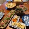 お洒落&料理上手の友人宅で幸せご飯たくさん頂きました!
