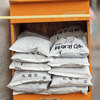 北海道の冬のアイテム「砂箱」