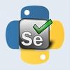 【Python Selenium】URLから画像をアップロード
