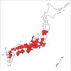 47都道府県制覇マップ