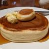 王道!モッチリもちもち昭和のホットケーキ『珈琲家』