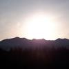 御嶽山(御岳山)の絶景撮影12・2020年3月3日(夕景)