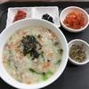 2017.11 ソウル旅行〜美味しいお粥で朝食を〜