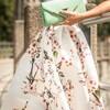 春ファッション☆イメージコンサルタントのご提案♡(ブラウス&スカート)