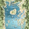 私の道しるべ 〜海の記憶「猿投神社の尾張古図」【改訂版】