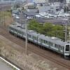 あずさ71号 南松本俯瞰 初訪問