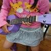 幼児5歳ウクレレに挑戦!島村楽器のワークショップに参加した感想。チューニングすることで、聴音の訓練にもなるよ。