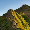 【登山】真夏の八ヶ岳テント泊縦走記(#2)