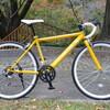 2万円のロードバイクを買ってみた (8) フロント駆動系も交換し改修完了(費用1万5千円)