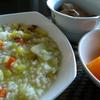 朝から雑炊~どうなる日経平均~