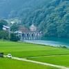 姫川第二ダム(長野県白馬)