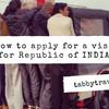 観光でも必要なので早めに用意!インド入国前に VISAの取得方法