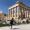 パルテノン神殿へ行って海外の人にシャッターを押してもらう苦労を感じる!