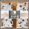 【むつか堂】おすすめ「ラムレーズン食パン」と「角食パン」を食べた感想【塩原パン工房】