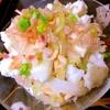 ふわふわ卵白はんぺんとツナのオニオンサラダ