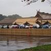 【大嘗宮と乾通りの紅葉】雨だから超余裕で見学できました・後編