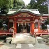 永福稲荷神社(杉並区/永福町)への参拝と御朱印