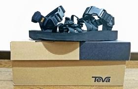 【靴】暑い夏をなんとか乗り切るために【Teva ALP PREMIER】