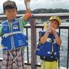 秋 川奈いるか浜で 堤防釣り