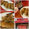 新食感!囓って驚く「八丁軒@桜新町」の焼餃子