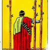 タロットカードのワンドの3番を3種類以上のカードを使って説明するブログ?!