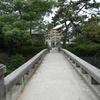 こおろぎ?「こほろぎばし」という夙川公園にある石橋を撮影したぜっ!!【西宮市相生町】