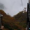 紅葉《#1》 ― 今秋最初の紅葉「木曽駒ケ岳ロープウェイ」 ―