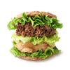 期間限定 にくにくにくバーガー モスバーガー 新商品 肉を肉で挟んだバーガー にくにくにくバーガー