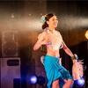 横浜モアーズ屋上のビアガーデン☆次は7月16日に踊ります♪