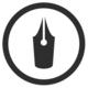 divタグとCSSで「はてなブログのロゴマーク」を作る手順