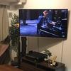 【壁掛けテレビDIY】リビングの50インチテレビを壁掛けにしたので必要な工具、作業をまとめてみた!