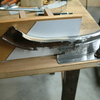 1971 マスタングマッハ1 デッキショルダーの修復10