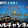【沖縄旅行】3日目!中部いいとこ巡り!<後編>道の駅かでな、ビオスの丘、首里城!実はアメリカンヴィレッジ!