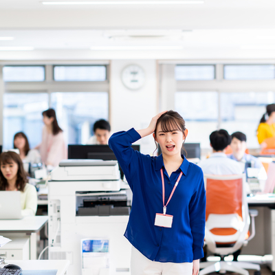 「5年以内に退職したい」新入社員が半数以上! 約8割が仕事に悩む入社2カ月の現実