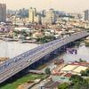 建設中のベトナム南北高速道路