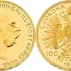 オーストリア1909年フランツヨーゼフ100クローネン金貨