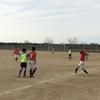 【5年生】練習試合 VS大成サッカー少年団